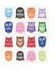 FREE! Owl Opposites - Set #1