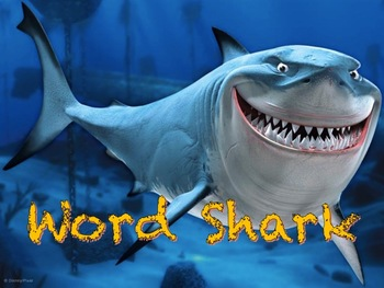 FREE! Word Shark - Prefix/Suffix Game