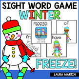 Sight Word Games-Winter