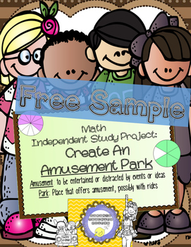 Sample of Math Independent Study-See what the big project can offer!