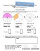 FREEbie Sample of Math Independent Study-Create an Amuseme