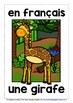 FRENCH FOR CHILDREN - 20 ANIMALS POSTERS / FLASHCARDS (1)