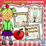 FRENCH {Apples} Mega Pack/Super ensemble {Les pommes}