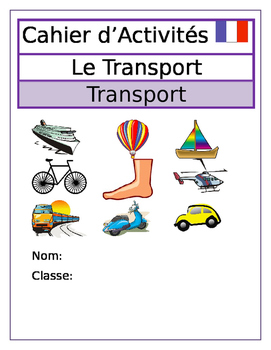 FRENCH BOOKLET - Le Transport
