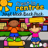 FRENCH Back to School Review