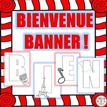 Bienvenue Banner (Culture)