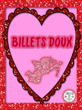 French: Billets Doux...