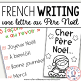 FRENCH Book for Santa Persuasive Writing Mini Unit (Un liv