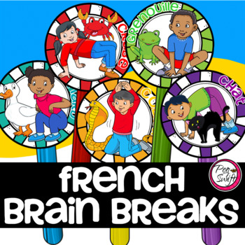 FRENCH Brain Breaks