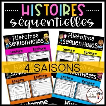 FRENCH Bundle Sequencing Read & Write -  / ENSEMBLE- Histoires séquentielles