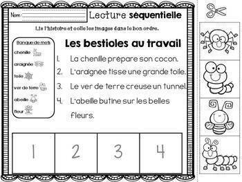 Bundle Sequencing Read & Write   Histoires séquentielles - Lecture et écriture
