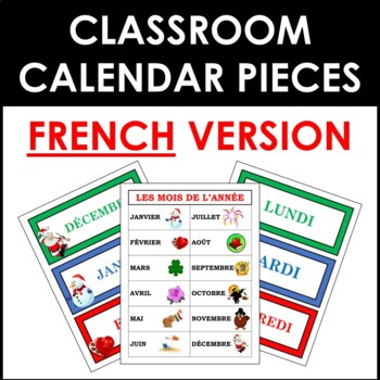 Calendrier One Piece 2020.French Calendar Pieces Le Calendrier 6th To 12th