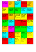 FRENCH - COLOUR SHEET - Speaking phrases