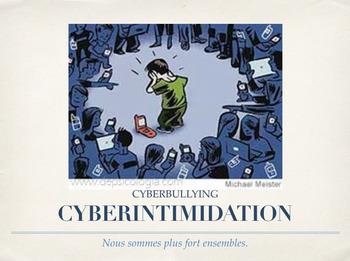 *KEYNOTE*FRENCH CYBERINTIMIDATION (CYBERBULLYING) INTRODUC