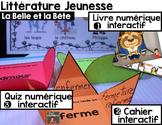 Cahier interactif + Quiz iBook + Histoire audio (La Belle et la Bête)