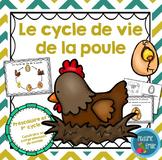 FRENCH {Chicken life cycle}/ Le cycle de vie de la poule