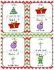 "FRENCH Christmas Game: Jeu Noël ""J'ai.... Qui a...?"""