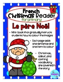 FRENCH Christmas Reader Mini-Book: Le père Noël