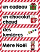 FRENCH {Christmas Words center}/ Noël{Étiquettes-mots}