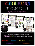 FRENCH Colour Bundle: Les Couleurs