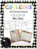 FRENCH Colour Mini-Book: Les Couleurs Petit-Livre
