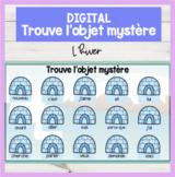 FRENCH DIGITAL Trouve l'objet mystère l'hiver Find the hid