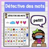 FRENCH Détective des mots DIGITAL Word Detectives