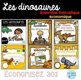 FRENCH Dinosaurs MEGA Bundle/ Ensemble économique [Dinosaures]