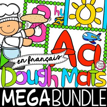 FRENCH Dough Mats MEGA BUNDLE
