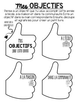 "FRENCH EARLY FINISHERS LA BOÎTE ""J'AI FINI!"" - SEPTEMBRE (11 ACTIVITÉS)"