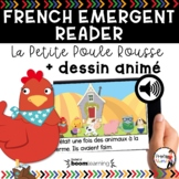 FRENCH EMERGENT READERS | FRENCH AUDIO BOOM CARDS - La Pet