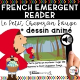 FRENCH EMERGENT READERS | FRENCH AUDIO BOOM CARDS - Le Pet