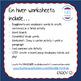 FRENCH:  EN HIVER Worksheets & Games
