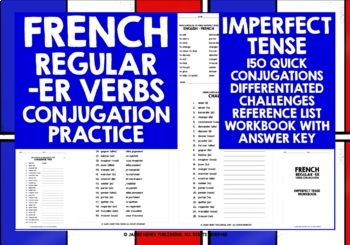 FRENCH -ER VERBS #5