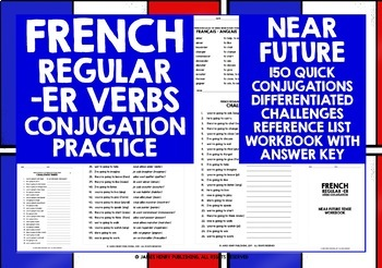 FRENCH -ER VERBS #2