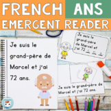 FRENCH Emergent Reader - ANS