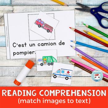 FRENCH Emergent Reader - C'EST