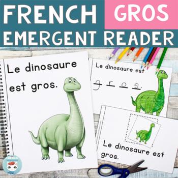 FRENCH Emergent Reader - GRAND