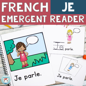 FRENCH Emergent Reader - JE