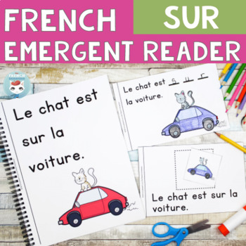 FRENCH Emergent Reader - SUR