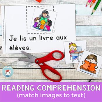 FRENCH Emergent Reader - je LIS