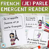 FRENCH Emergent Reader - je PARLE