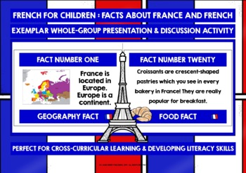 FRANCE COUNTRY FACTS (1)