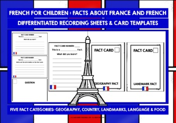 FRANCE COUNTRY FACTS 1