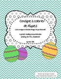 FRENCH /FRANCAIS Easter colouring activity
