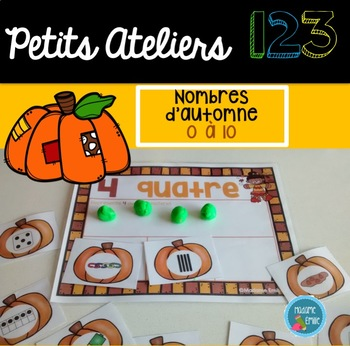 FRENCH Fall123 Center/ Atelier 123(Automne)