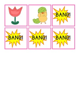 FRENCH - Flashcards & Bang! cards