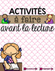FRENCH GUIDED READING FREEBIE SAMPLE FROM COMPLETE PACKAGE (LECTURE GUIDÉE)