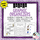 FRENCH Graphic Organizer PART ONE / Organigrammes Utiles
