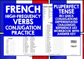 FRENCH HIGH-FREQUENCY VERBS CONJUGATION #7